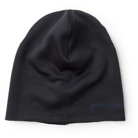 Houdini Toasty Top Hat Heather, true black
